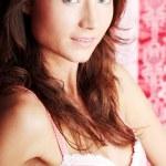 Beautiful young woman portrait — Stock Photo #41794503