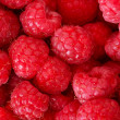 Stock Photo: Raspberries.