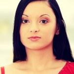 Young beautiful woman — Stock Photo #42739335