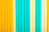 Composition of colorful straws. — Stock Photo