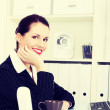 Break for business woman. — Stock Photo #49140353