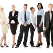 Business team — Stock Photo #5007342
