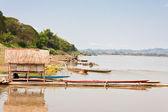 Mekong tussen thailand en laos — Stockfoto