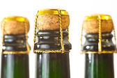 Champagne flaskor — Stockfoto