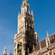 New Town Hall in Munich, Germany — Stock Photo