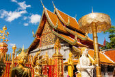 Wat Phra That Doi Suthep, Chiang Mai, Thailand — Stock Photo