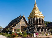 Wat Chiang Man, Chiang Mai, Thailand — Stock Photo