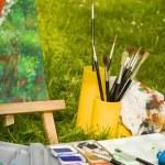 Painting — Stock Photo