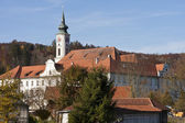 Schaeftlarn Abbey, Bavaria, Germany — Stock Photo