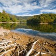 Lake in Vihorlat Mountains — Stock Photo
