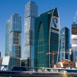 Moscow International Business Center, Moscow-City — Stock Photo #13350773