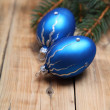 Christmas decorations — Stock Photo #13512469