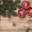 Christmas decorations — Stock Photo #13512479
