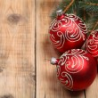 Christmas decorations — Stock Photo #13512486