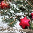 Christmas decorations — Stock Photo #13512539