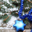 Christmas decorations — Stock Photo #13512564