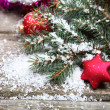 Red Christmas decoration - Photo