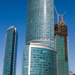 Moscow International Business Center, Moscow-City — Stock Photo #13653600