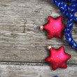 Christmas decorations. - Foto Stock