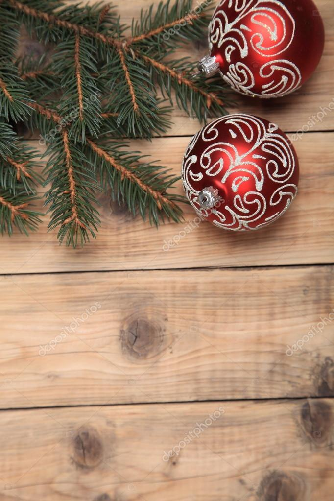 Christmas decorations. Merry Christmas and Happy New Year  — Stock Photo #13954378