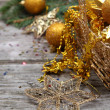 Christmas decorations — Stock Photo #15639569