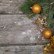 Christmas still life - Foto Stock