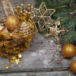 Christmas still life - Stockfoto