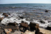 Seashore. Black Sea. — Stock Photo
