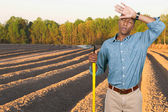 Farmer — Stock Photo