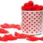 Heart Coffee Cup — Stock Photo #1620302