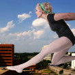 Ballet Dancer — Stockfoto