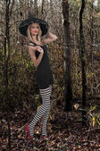 Wicked Witch — Stock Photo