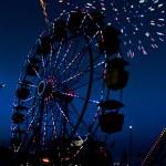 Ferris Wheel — Stock Photo #34789059