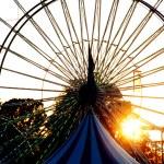 Ferris Wheel — Stock Photo #34789105