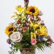 Bouquet of Flowers — Stock fotografie