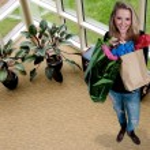 Woman Shopping Bags — Stock Photo #36795869