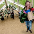 Stock Photo: Woman Shopping Bags