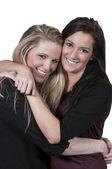 Najlepsi przyjaciele — Zdjęcie stockowe