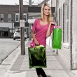 Woman Shopping Bags — Stock Photo #36805113
