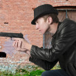 Private Detective — Stock Photo