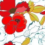 Seamless wallpaper — Stock Vector #13271865