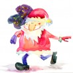 Santa Claus — Stock Photo #15637929