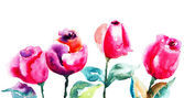 Beautiful Rose flower — Stock Photo