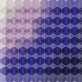 Vector pattern of geometric shapes background. — Stock Vector