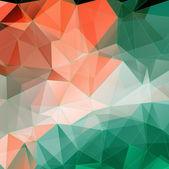 幾何学的図形の背景のベクトル パターン. — ストックベクタ