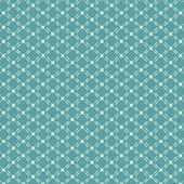 Papel de flor padrão para scrapbook — Vetor de Stock