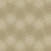 Flower pattern paper for scrapbook — 图库矢量图片
