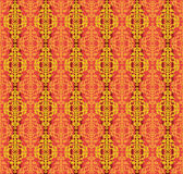 Color Floral Seamless Background Patten — Vettoriale Stock