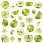 Green apple — Stock Photo #1724707