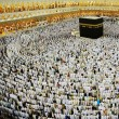 Makkah Kaaba Hajj Muslims — Stock Photo #12179886